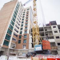 """Хід будівництва ЖК """"HydroPark DeLuxe"""" від БК """"Вертикаль"""" у січні"""