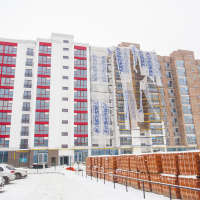 """Хід будівництва ЖК """"Містечко Козацьке"""" у січні 2019"""