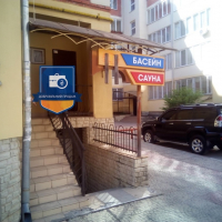 У Франківську на вул Військова приміщення з басейном продають через аукціон