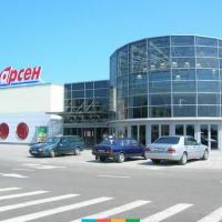 """Торговий центр """"Арсен"""" розширить територію і побудує підземний паркінг"""