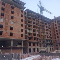 """Хід будівництва ЖК """"Скеля"""" станом на лютий 2019"""