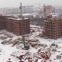 """Хід будівництва ЖК """"Липки"""" станом на лютий 2019"""