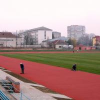 У Франківську позаду трибун стадіону університету нафти і газу планують збудувати готель