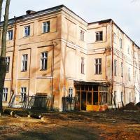 Львівські фахівці працюють над розробкою проекту невідкладних протиаварійних робіт у корпусі Палацу Потоцьких
