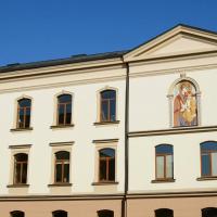 Марцінків показав, як виглядає новий корпус католицької школи (фото)