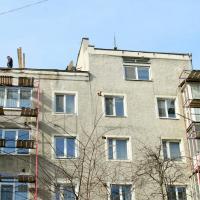 Франківське ОСББ ремонтує дах за програмою співфінансування