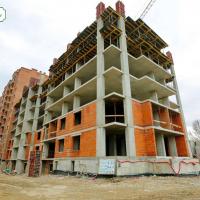 """Хід будівництва ЖК """"Паркова алея"""" станом на лютий 2019"""