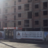 Хід будівництва ЖК по вул Незалежності в березні