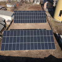 Сонячну електростанцію потужністю 35 кВт встановлено в Коломиї
