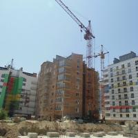 Фотозвіт з будівництва другої черги житлового комплексу по вулиці Національної Гвардії
