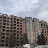 """Фотозвіт з будівництва ЖК """"Парковий маєток"""" в березні 2019"""