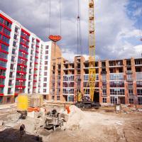"""Як триває будівництво ЖК """"Містечко Козацьке"""" в березні 2019"""