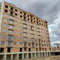 Фотозвіт з будівництва IV черги ЖК «7 Квартал» поблизу парку Шевченка в березні 2019