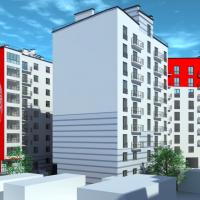 Минулого року в Україні прийнято в експлуатацію 8,7 млн квадратних метрів житла