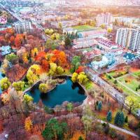 Фонтан, лаунж-зони та бруковані доріжки: що цьогоріч чекає на парк Шевченка