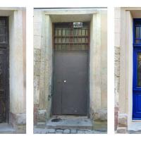В Івано-Франківську реставратори відтворили точну копію втрачених унікальних дверей