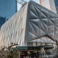 The Shed відкрився у Нью-Йорку: чим вражає одна з найочікуваніших будівель року