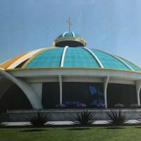 У Франківську збудують Кришталевий Собор Матері Божої Ласкавої
