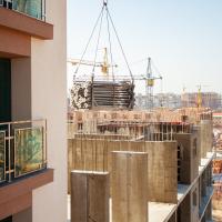 """Хід будівництва ЖК """"HydroPark DeLuxe"""" від БК """"Вертикаль"""" в квітні 2019"""