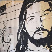 На трьох вулицях Франківська створять серію християнських муралів