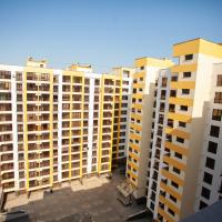 Хід будівництва ЖК Lystopad в квітні 2019