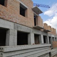 """Хід будівництва ЖК """"Гетьманський"""" у квітні 2019"""