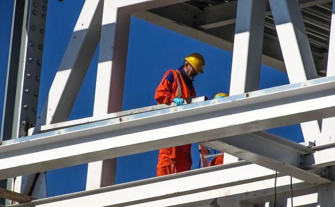 Обсяг виробленої будівельної продукції підприємствами області склав 896,9  млн.грн