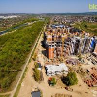 "Хід будівництва ЖК ""Паркова алея"" станом на травень 2019"