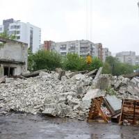 У Львові знесли ще одну незаконну будівлю
