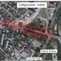 В Івано-Франківську реконструюють перехрестя трьох вулиць