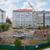 """У Франківську триває будівництво дитсадка в мікрорайоні """"Каскад"""""""