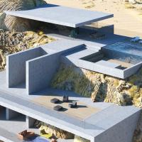 Дім у скелі: будинок архітектора, від якого перехоплює подих. ФОТО