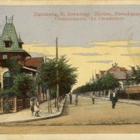 Станіславів вчора і сьогодні: як виглядала вулиця Тарнавського 100 років тому. ФОТО