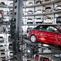 З 1 липня в містах України можна будувати автоматизовані паркінги