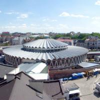 Ескалатор та підземний паркінг: у Франківську розповіли, як виглядатиме центральний ринок після реконструкції