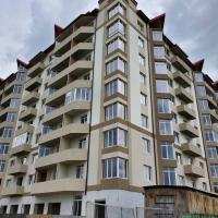 """Будівництво ЖК """"Набрежна-Загвіздя"""" в червні 2019"""