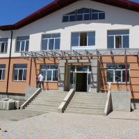 Новозбудовану школу у Хриплині планують відкрити першого вересня (фото)