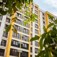 Хід будівництва ЖК Lystopad в червні 2019