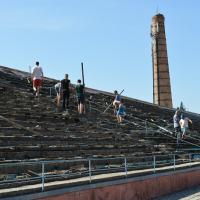 Реконструкція трибуни стадіону ІФНТУНГ коштуватиме 10 мільйонів гривень