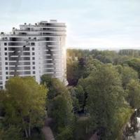 Фото-звіт з будівництва ЖК Parus станом на 29 липня