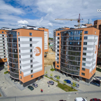 """ЖК """"Містечко Соборне"""": фотозвіт з будівництва в липні 2019"""