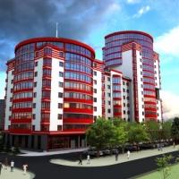 Фото-звіт з будівництва житлового комплексу по вул. Симоненка