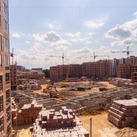 """Хід будівництва ЖК """"Липки"""" в липні 2019"""