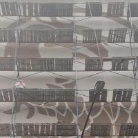 """В Івано-Франківську малюють перший мурал на """"Китайській стіні"""""""