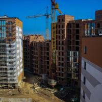 """ЖК """"Містечко Соборне"""": фотозвіт з будівництва в серпні 2019"""