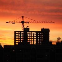 За 7 місяців будівельна галузь зросла майже на 22%