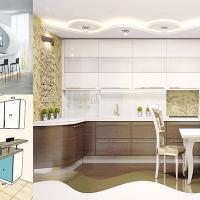 В Україні дозволять проектувати кухні-ніші у всіх квартирах (інфографіка)