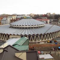 В Управлінні архітектури прокоментували чутки щодо можливого знесення центрального критого ринку