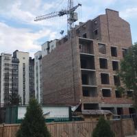 """Хід будівництва ЖК """"Парковий маєток"""" станом на серпень 2019"""
