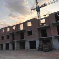 Хід будівництва ЖК «Квартал Карпатський» в серпні 2019
